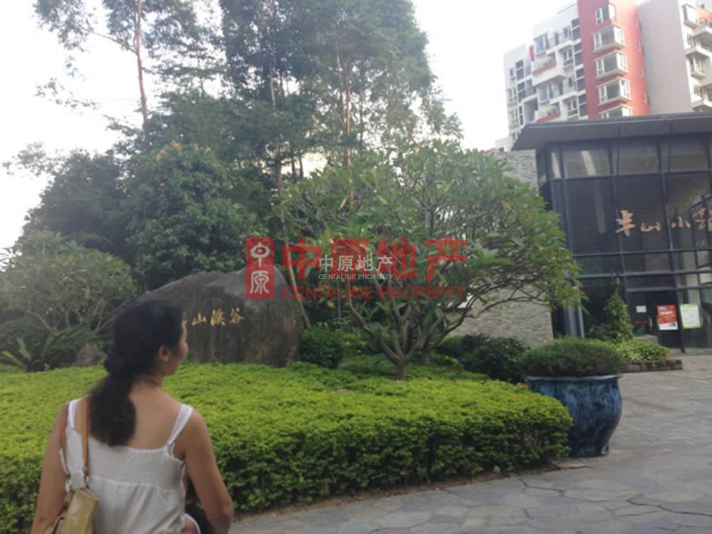 中海半山溪谷花园